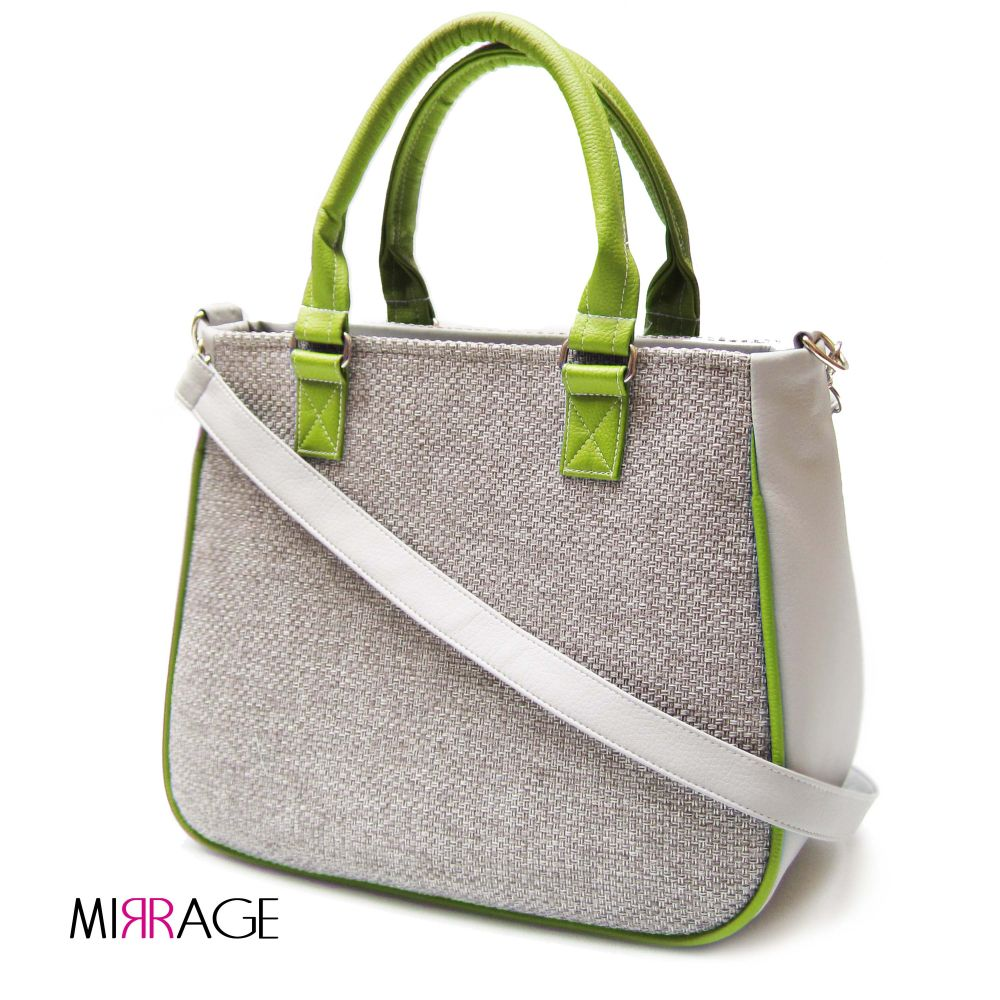 Chiara n.40 green & grey