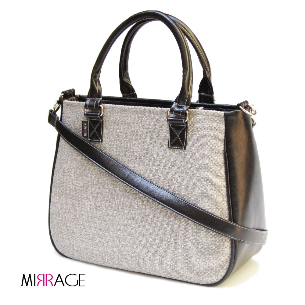 Chiara n.46 dove grey & black