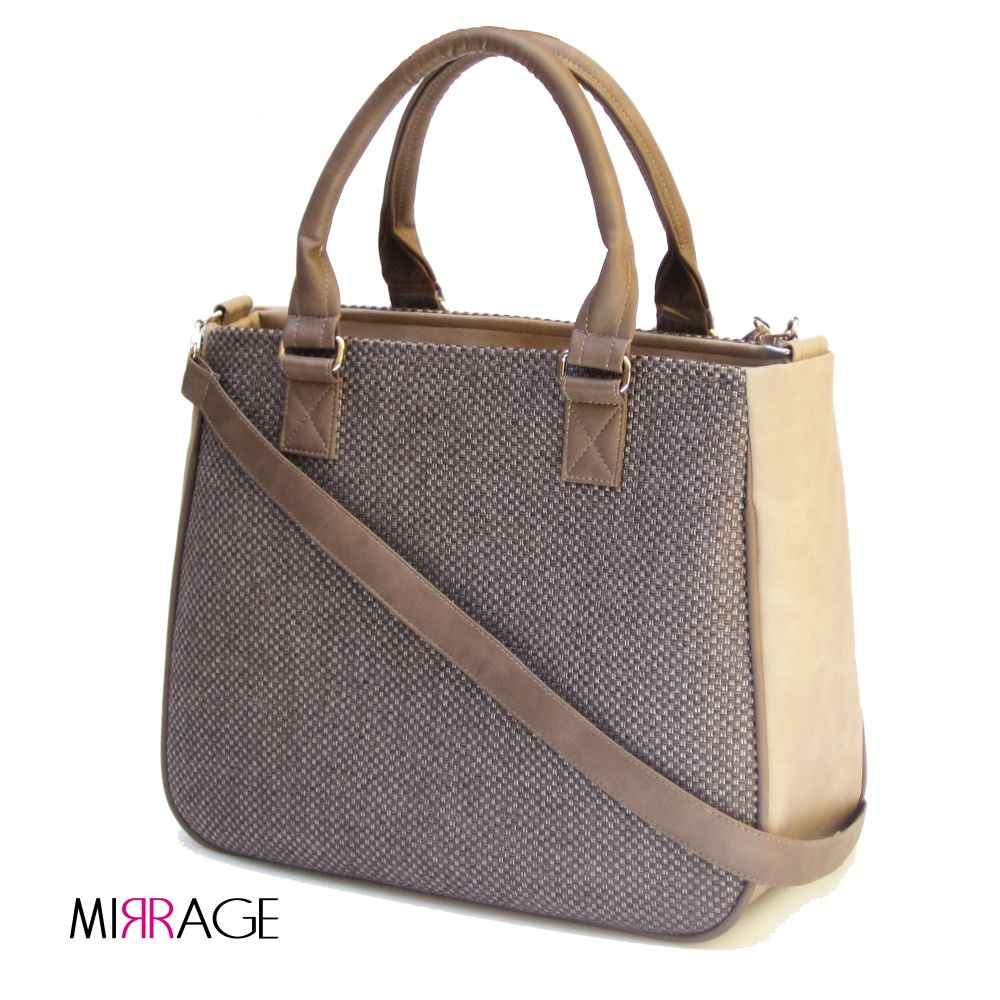 Chiara n.48 brown & taupe