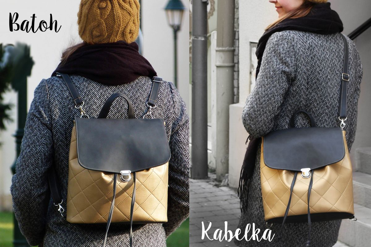 Vanessa backpack n.18