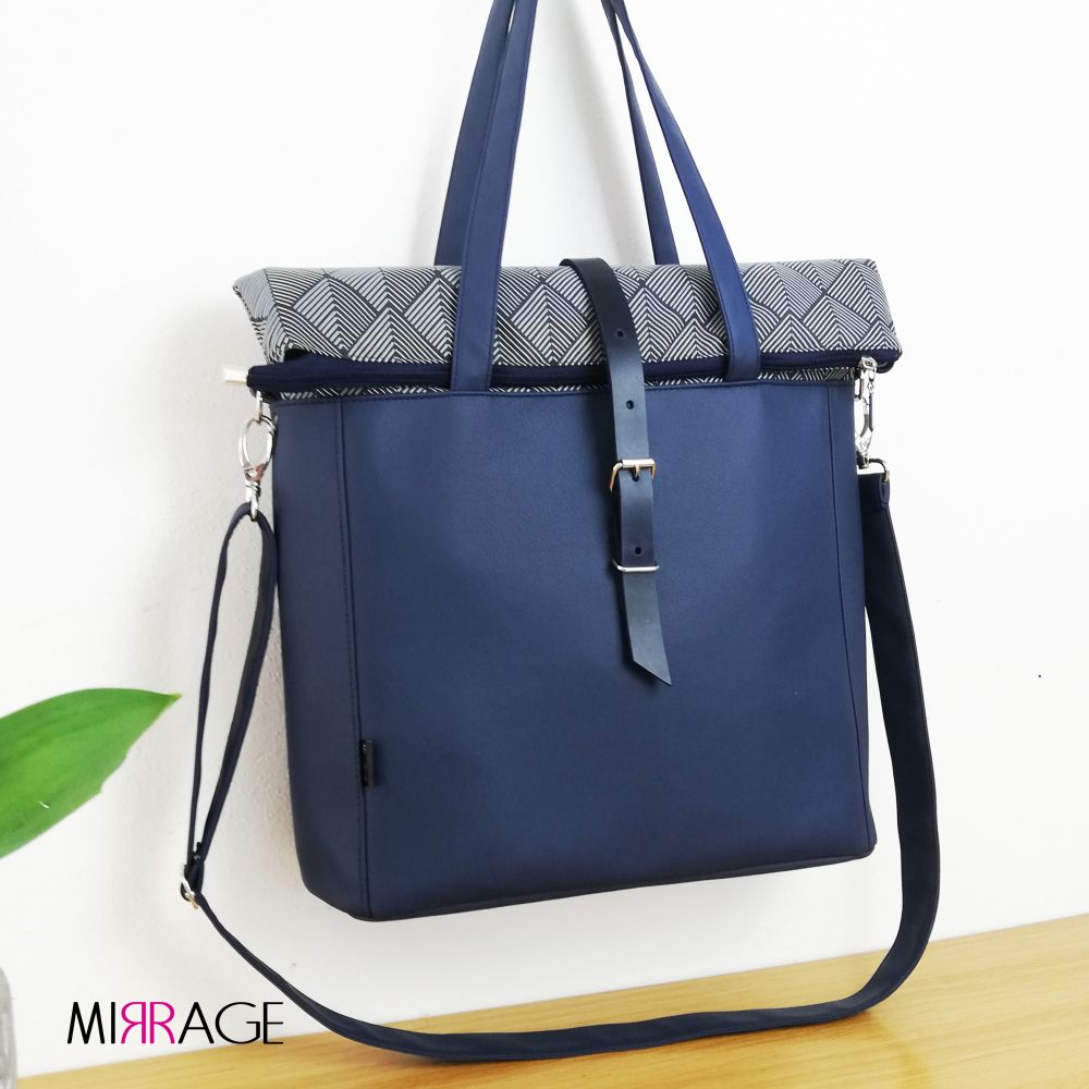 Livia roll top bag n.7